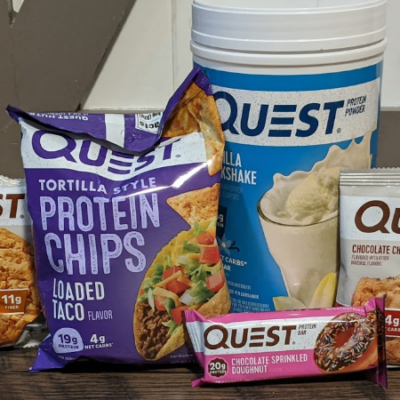 Quest Nutrition Best Sellers – Deal of the Day!