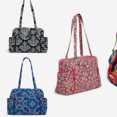 Vera Bradley Baby Bag Only $34.30 (Regular $139)!