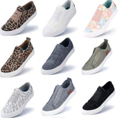 JENN ARDOR Women's Canvas Shoes Deal!