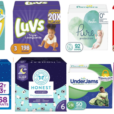 Save $20 when you spend $100 on Select Baby Products!