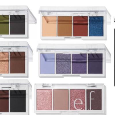 e.l.f Bite-Size Eyeshadow Palettes Deal!