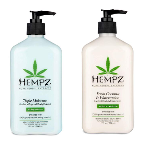 Hempz Natural Herbal Body Moisturizer & Body Wash Deal!