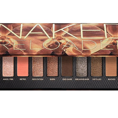 Urban Decay Naked Reloaded Eyeshadow Palette 50% Off + Free Shipping!