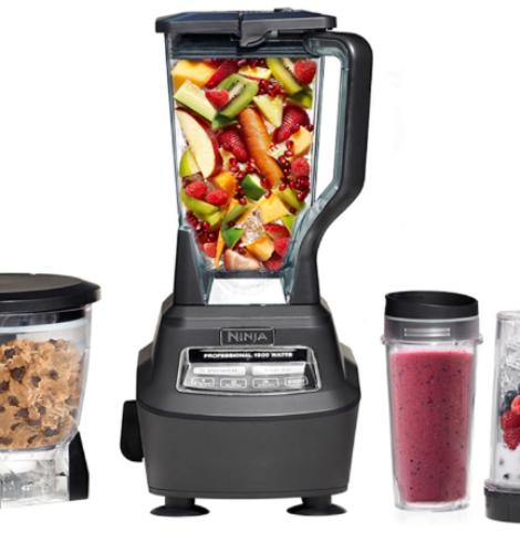Ninja Mega Kitchen System Blender/Food Processor Deal!