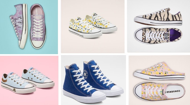 Kohl's: Up to 60% off Converse Shoes for the Whole Family