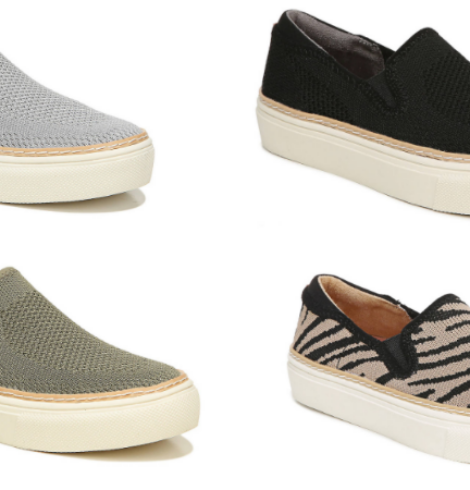 Dr. Scholl's No Bad Knit Slip-On Sneaker as low as $18.74 (Regular $70)!