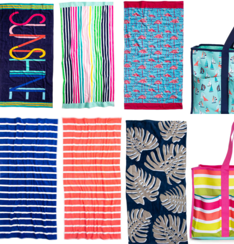70% Off Beach Towels from Crown & Ivy, Modern Southern Home + More!