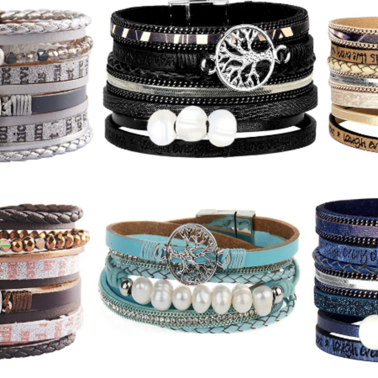 Magnetic Cuff Bracelets – 70% Off Code!