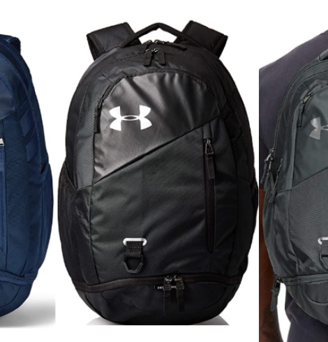 Under Armour Hustle 4.0 Backpack Deal!