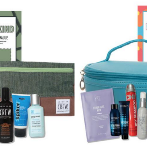 Beauty Brands Hair Discovery Boxes Only $7.49  – up to $90Value!
