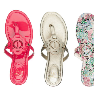 Spend or Save? The Tory Burch Miller vs. $12.50 Crown & Ivy Wylie Thong!