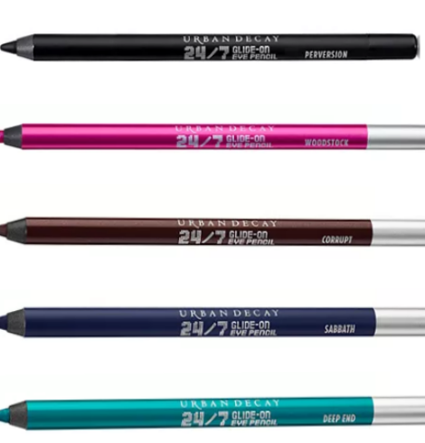 Urban Decay Eye Liner Pencils 50% Off – Today Only!