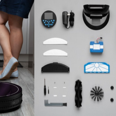 bObsweep -Robotic Vacuums & Mops Over 70% Off!
