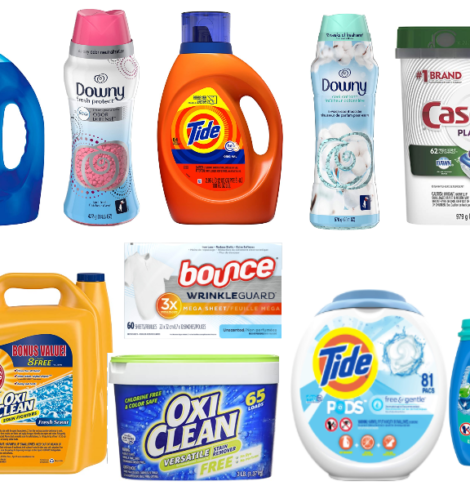 Amazon: Spend $40 in Participating Household Products and Save $10!