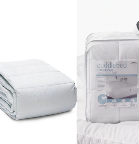 70% Off Mattress Pads from Modern Southern Home, Sealy and Cuddlebed – Today Only!