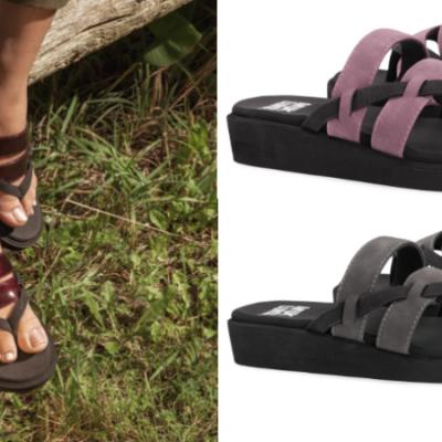 MUK LUKS Women's Elle Wedge Sandals Only $9.99 Shipped (Regular $59)!