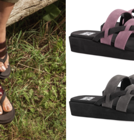 MUK LUKS Women's Elle Wedge Sandals Only $9.99 Shipped (Regular $59)!