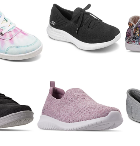Skechers Women's Sneakers 50% Off – Today Only!