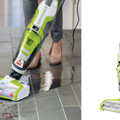 BISSELL CrossWave All-in-One Wet Dry Vac Only $187 + Earn $30 in Store Cash!