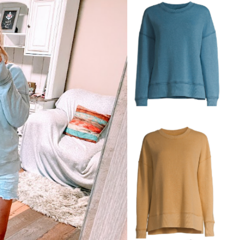 Spend or Save? Crewneck Sweatshirts!