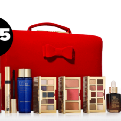 Estée Lauder 33 Beauty Essentials For the Price of One Set Only $70 Shipped ($455 Value)!