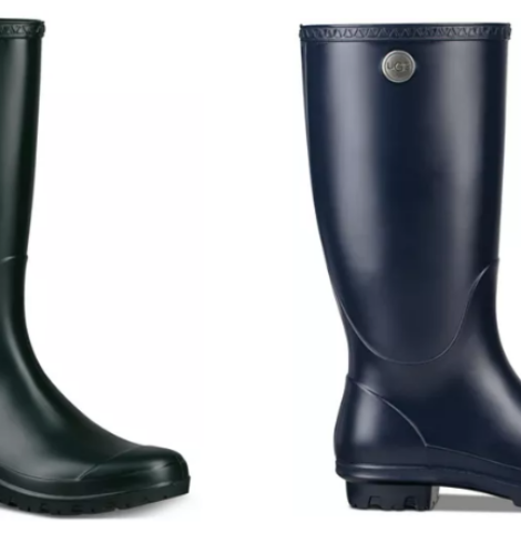 Ugg Shelby Matte Rain Boots 65% Off + Free Shipping – Today Only!