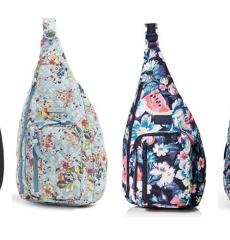 Vera Bradley Sling Backpacks – Prime Day Deal!