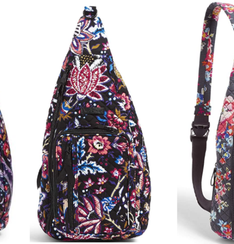 Vera Bradley Sling Backpacks 50% Off!
