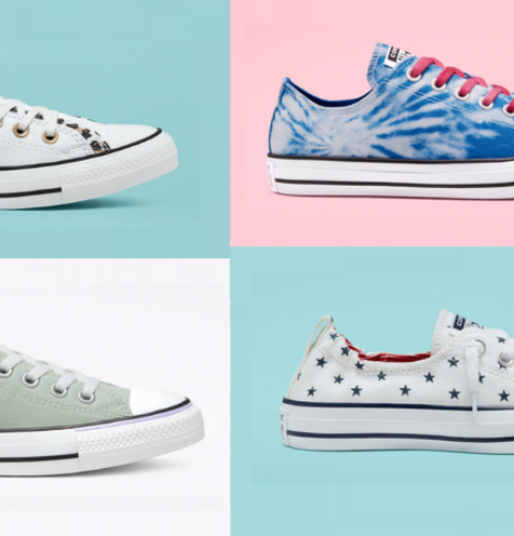 Select Women's Converse Sneakers Only $25.18 (Regular $55)!