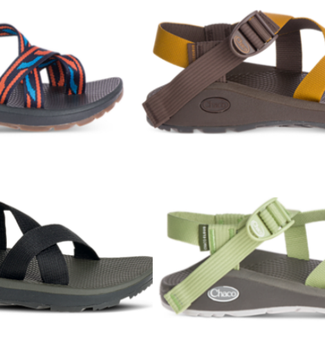 Chaco Sandals Z/CLOUD for Men and Women Only $70 (Regular $110)!