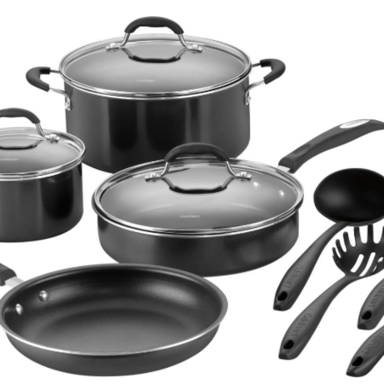 Cuisinart – 12-Piece Cookware Set 67% Off – Today Only!