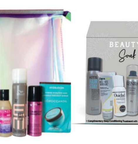 Beauty Brands Hair Discovery & Holiday Hempz Lotion Bags Only $9.98!