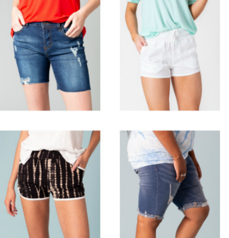 All Cents of Style Shorts Only $12 Shipped (Regular $29.95)!