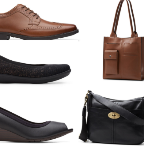 Clarks – Extra 30% Off Sale = Great Deals on Shoes and Handbags