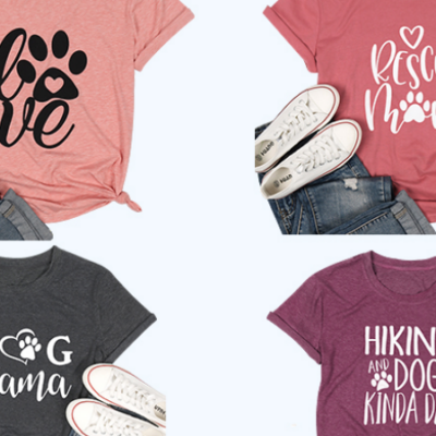 Dog Mom Shirts – New 40% Off Code!