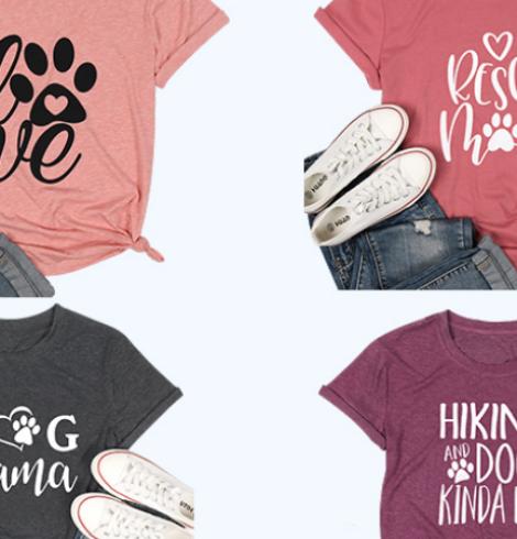 Dog Mom Shirts – New 40% Off Code!