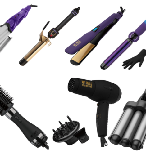 Deal of the Day! Save on Hair Tools from Bed Head, Revlon and Hot Deals!
