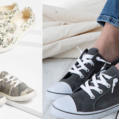 Maurices Sneakers Only $12 (Regular $24)!