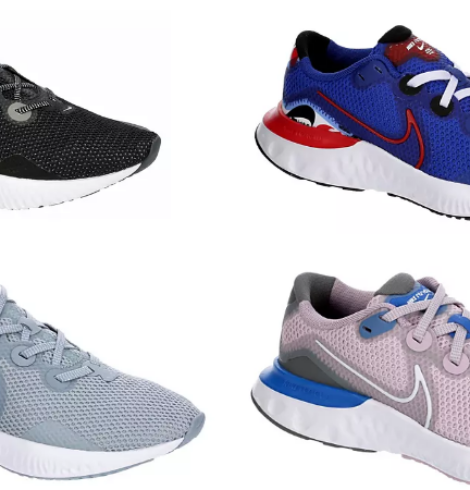 Nike Renew Running Shoes as low as $32 (Regular $89.99) – Men, Women and Kids!