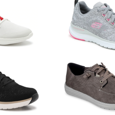 Skechers Sneakers Only $32 (Regular $70+) – Today Only!
