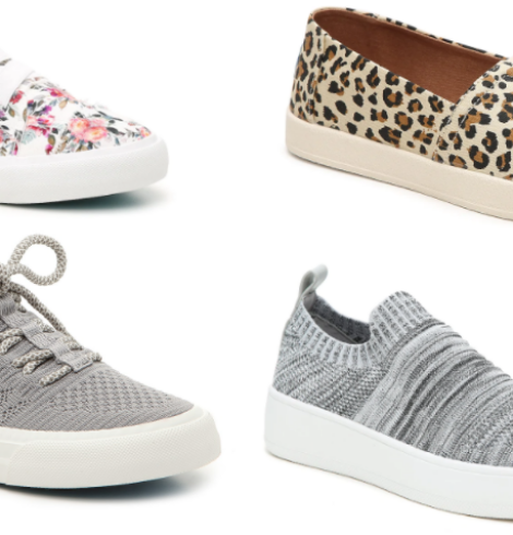 DSW – Extra 50% Off Clearance – Today Only!