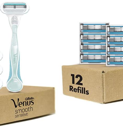 Gillette & Venus Razors – Prime Day Deals!