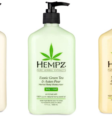 Hempz Natural Herbal Body Moisturizers – Sale + New 30% Off Coupons!