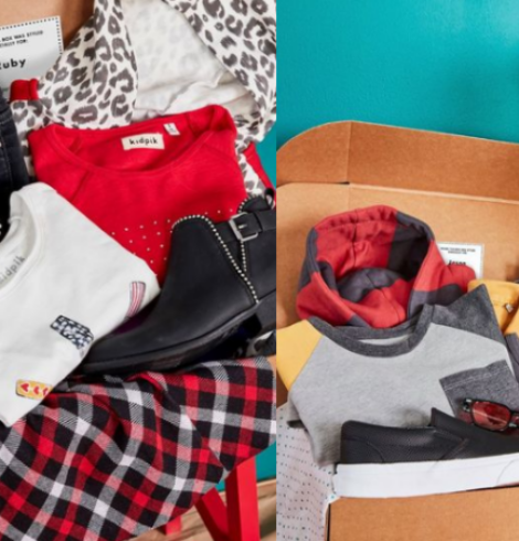 $70 Off Your First Kidpik Clothing Box!
