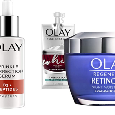 New High Value Olay Coupons!
