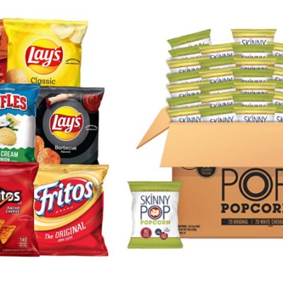 New 30% Off Coupons for 40 ct. Boxes of Chips – Prime Day Deals!