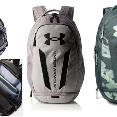 Under Armour Hustle 5.0 Backpack Only $23 (Regular $54.99)!