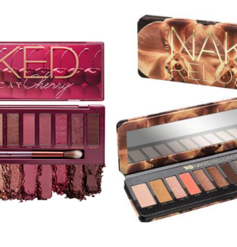 Urban Decay Naked Full Size Eyeshadow Palettes 50% Off!