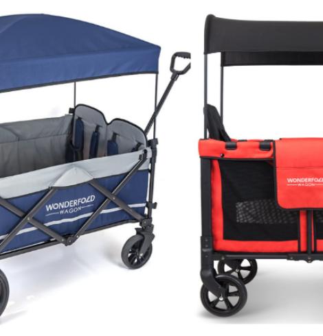 WonderFold Stroller Wagons Deal!