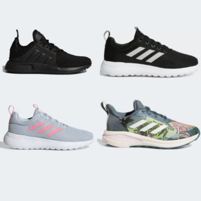 Adidas Youth Shoes for Kids Only $25 or less (Regular $50)!